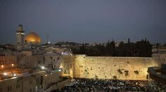 The Western Wall, Wailing Wall or Kotel of the Second Temple