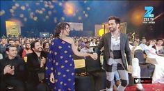 #bestjodi #goldawards 2017... Romantic Couples, Most Romantic, Beautiful Couple, Most Beautiful, I Cant Cry, Nakul Mehta, Indian Drama, Hug Me, Love You