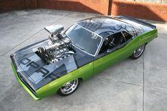 Imperial Speedster #cars http://social.quintevents.com/blog-0/5-ish-minutes-with-barrett-jackson-auto-designer-murray-pfaff