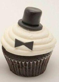 Cupcake novio