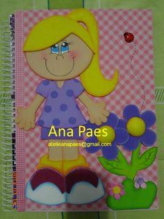 Atelie Ana Paes: cadernos