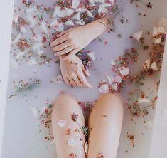 New Bath Photography Inspiration Milk Ideas Aesthetic Grunge, Aesthetic Vintage, Pink Aesthetic, Aesthetic Pics, Bath Photography, Dreamy Photography, Photography Aesthetic, Conceptual Photography, Lydia Martin