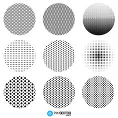 ž Free Vector Images, Vector Art, Dot Pattern Vector, Free Vector Illustration, Dots, Tattoo, Stitches, Tattoos, Tattos