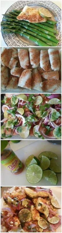 My Fit Foods Cilantro Lime Turkey Recipe