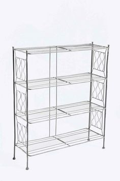 Brimfield Bookcase in Grey - Urban Outfitters