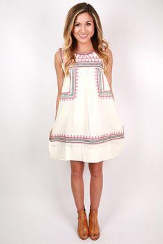 Sweet Tan Lines Dress