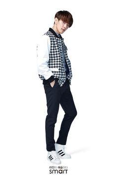 iKON Donghyuk for SMART SCHOOL UNIFORMS