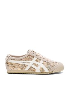 Shop for Onitsuka Tiger Mexico 66 Sneaker in Off White & Slight White at REVOLVE. Free day shipping and returns, 30 day price match guarantee. Onitsuka Tiger Women, Onitsuka Tiger Mexico 66, Shirt Stays, Keds, New Dress, Off White, Lace Up, Pairs, Shoes Sneakers