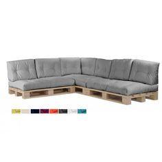 Paletten Sofa Polster - Alles Palett - nur Polster ohne Paletten