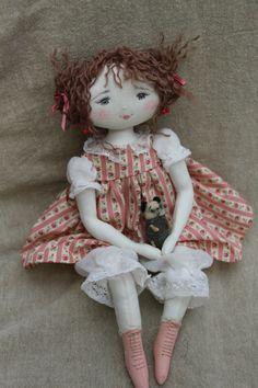 Beautiful rag doll ♡