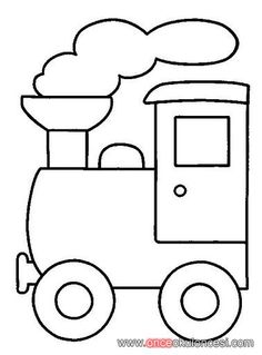 Train Color Pages Transportation Coloring For Kids Thousands Of Free Printable