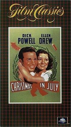 Christmas in July the movie