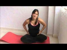 Ejercicio en el embarazo. Tercer trimestre (parte 1 de 2) - YouTube