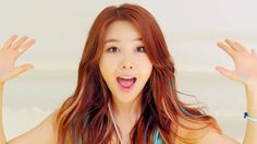 "MV ""Darling"": Name: Minah Bang Member of: Girl's Day Birthdate: 13.05.1993"