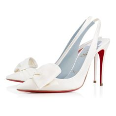 658979fae7 Christian Louboutin bridal – νύφη με την κόκκινη σόλα! Νυφικά Παπούτσια