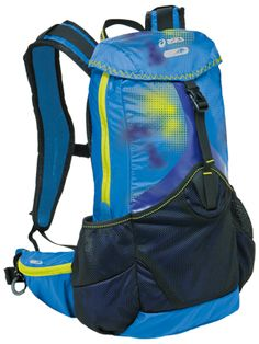 ASICS OUTTA BOUNDS™ BACKPACK. Don't leave home without this lightweight trail #backpack that offers you a range of features from a water bladder, chest harness and whistle. View all ASICS® Sports Bags: http://asicsamerica.com/Accessories/Bags/
