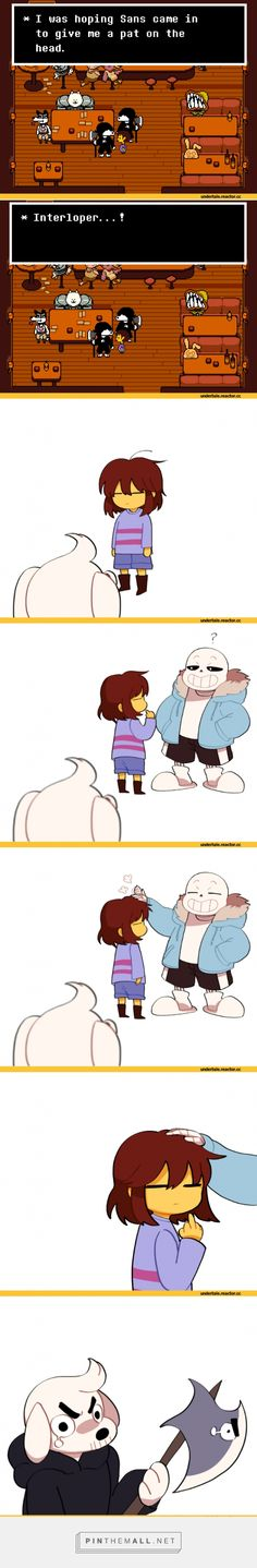 Sans :: Frisk :: Undertale персонажи :: Undertale :: dogamy - created via https://pinthemall.net