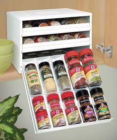 SpiceStack 30 Bottle Organizer