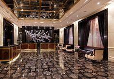 Trump Hotel lobby
