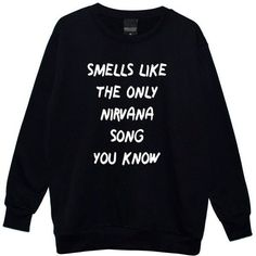 Smells Like Boyfriend Oversized Sweater Jumper Womens Ladies Fun Tumblr Hipster Fashion Grunge Punk - womens plus clothing, online shop womens clothing, womens clothing uk