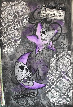 Arwen's kreative Welt: ~*Art Journal*~