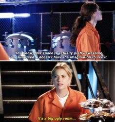 """#PLL 5x25 """"Welcome to the Dollhouse"""" - Hanna and Spencer"""