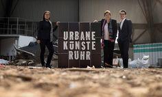 Urbane Künste Ruhr Jahresprogramm 2016