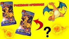 Pokemon Evolutions TCG Game Booster Packs 2 pack Opening surprise cards #pokemon #pokemongo #pokemoncards #pokemongame #pokemonevolution #kidsvideos #kidsgames #kidsfun #pokemonrare #charizard