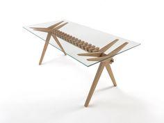 #Sliced #slice #custom #table #design #furniture #wood #plywood
