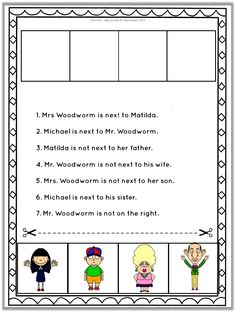 This set has 14 different logic puzzles with the characters of Matilda. They are great for practicing higher order thinking skills and they improve reading accuracy. Hasty readers have to slow down and think to solve these fun and engaging logic puzzles. Enjoy!