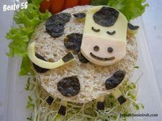 Cow sandwich.. :) SABLE!!