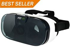 b24865d18193ee UK Gifts - UNSEA FIIT 3D Senior VR Headset ,Virtual Reality Headset 3D VR  Glasses