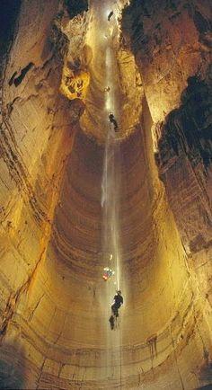 Krubera Cave ~ Tbilisi, Georgia