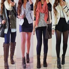 Fall outfits feat. Hunted Dreams Clothing!
