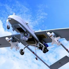 Is the Poor Man's Predator the Future of Armed Drones? | Today, 23 countries are developing armed drones or have done so already. Even relatively simple drones can be made lethal at relatively low cost. At some point, someone will sell a poor man's Predator. It may look something like this