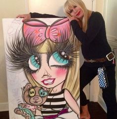 Betsey Johnson Cartwheel | junior appeared to be Betsey' opposite, while she would cartwheel ...