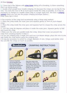 Crimp tutorial