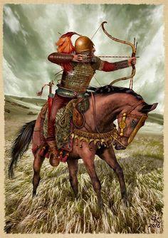 Скиф Келермесские курганы VII век до н.э.