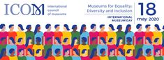 The theme 2020 - Museums for Equality: Diversity and Inclusion - IMD Social Media Channels, Diversity, Fun Activities, Equality, Perspective, Culture, Celebrities, Day, Creative