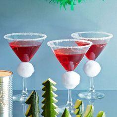 Tipsy Santa Cocktail