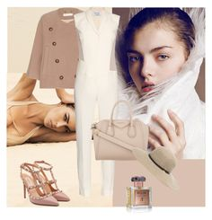 """""""Looks like an angel sent from above..."""" by katelyn999 ❤ liked on Polyvore featuring Chloé, Prabal Gurung, Valentino, Givenchy, Gucci, Roja Parfums and summertofall"""