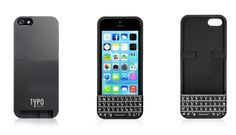 Cover que convierte iPhone en un BlackBerry http://www.audienciaelectronica.net/2013/12/09/cover-que-convierte-iphone-en-un-blackberry/