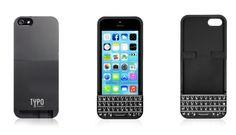 Cover que convierte iPhone en un BlackBerry http://www.audienciaelectronica.net/2013/12/09/cover-que-convierte-iphone-en-un-blackberry/