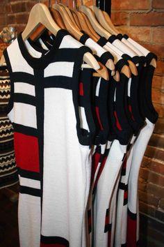OKM Mondrian Dresses Winter 2012. #mondrian