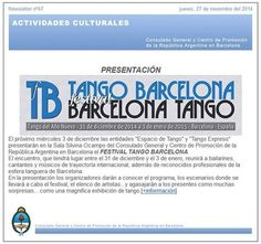 Festival de Tango de Barcelona