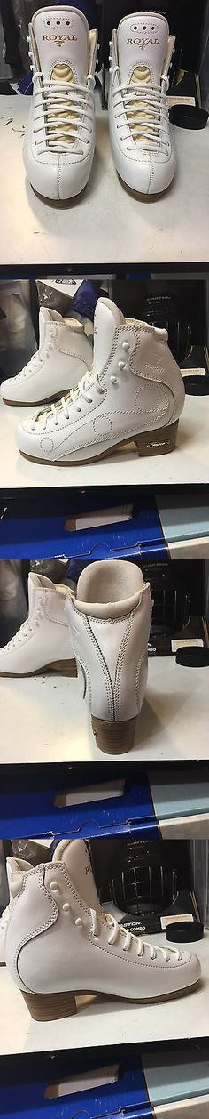 Youth 26344: Risport Royal Super Lady Figure Boots Size 23.0C -> BUY IT NOW ONLY: $600 on eBay!