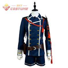 Touken Ranbu Yagen Toushirou Uniform Outfit  Full Set Anime Halloween Cosplay Costumes For Men Women New Arrival #Affiliate