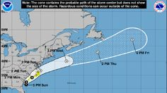 Potential tropical cyclone forms off the coast of Savannah | SavannahNow