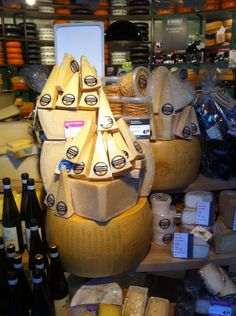The one and only Parmigiano Reggiano at #Kaashuis # Tromp #Amstelveen