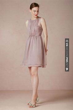 Awesome - Daylily Bridesmaids Dress from BHLDN in Dusty Mauve | CHECK OUT MORE IDEAS AT WEDDINGPINS.NET | #weddings #bridesmaids #wedding #weddingbridesmaids #events #forweddings #iloveweddings #romance #beauty #planners #maidofhonor